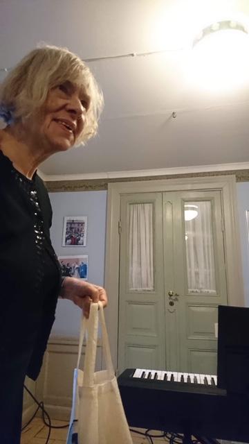 Pianisten Sylvia Karpe